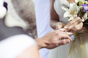 Mariage de rêve à l'étranger