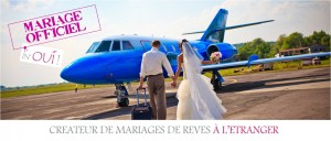 Mariage à l'étranger : officiel dans mon pays et dans mon cœur !