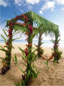 Idées d'autels pour cérémonie exterieure - Plage - by IN'OUI (1+8)