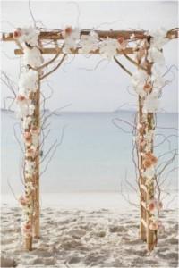 Idées d'autels pour cérémonie exterieure - Plage - by IN'OUI (16)